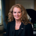 Govenor General Julie Payette