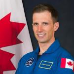 Astronaut Joshua Kutruyk